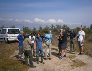 MBP group at Tour du Valat