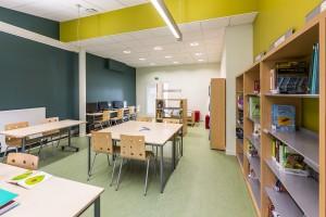 Salle pédagogique