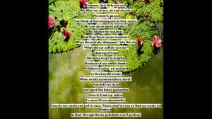 Winning Poem