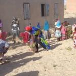 Ecole de Birette séance de nettoyage