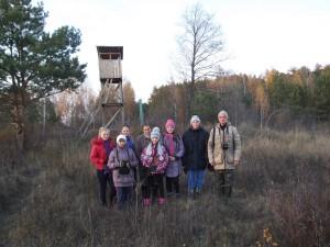 Desna Bird Tower