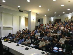 PAOC plenary room