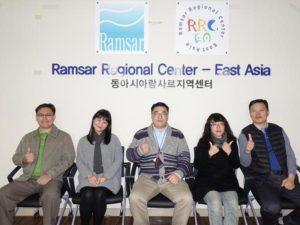 RRC-EA team