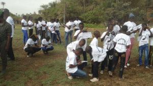 Etudiants à Kalissaye