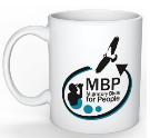 Mug with MBP design