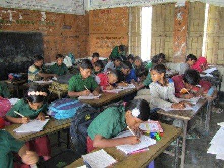 pupil class