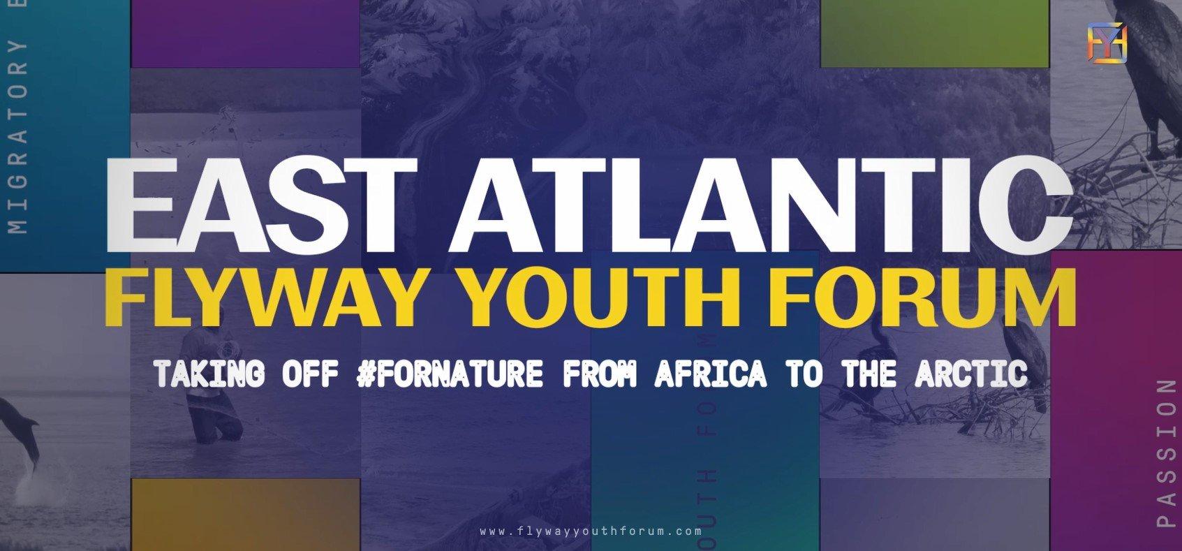 Flyway Youth Forum video still
