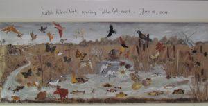 Ralph Klein Art Activity